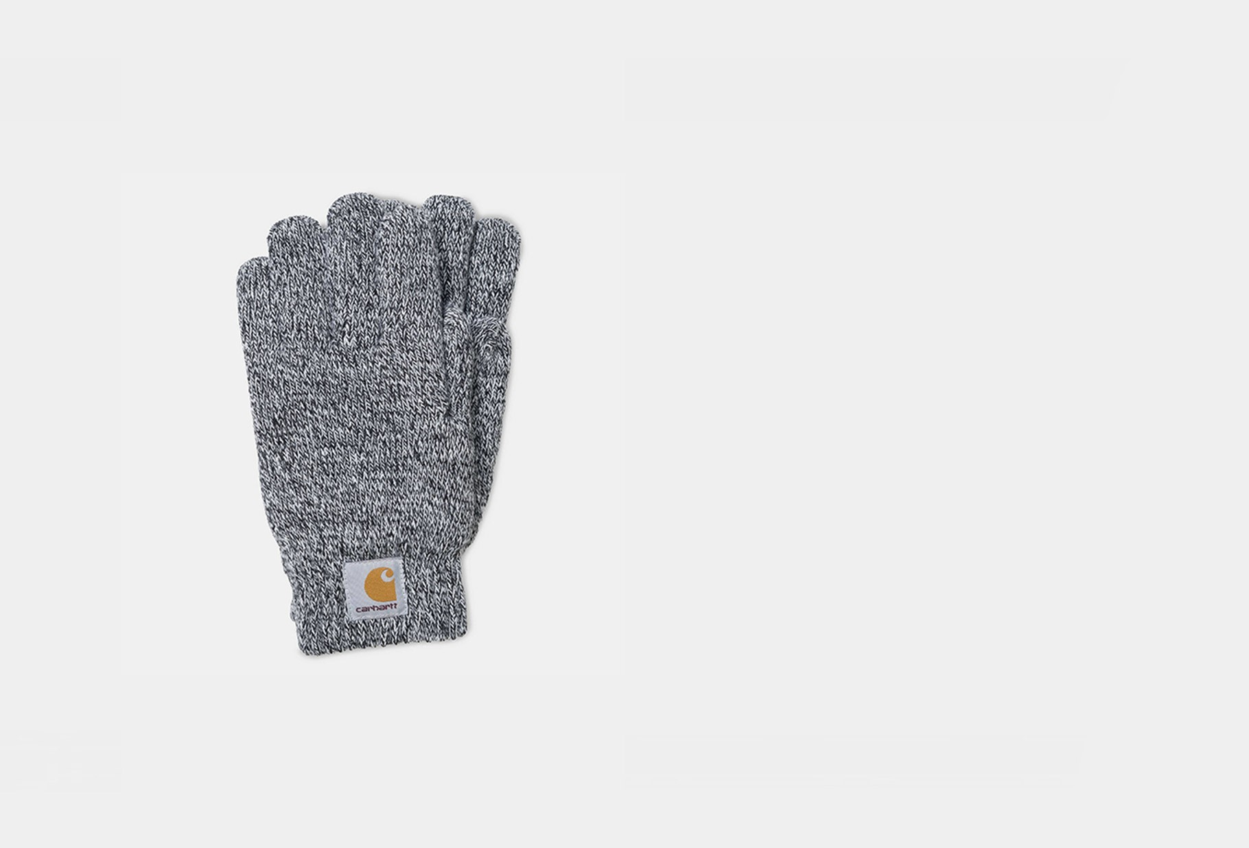 CARHARTT WIP / Scott gloves Black