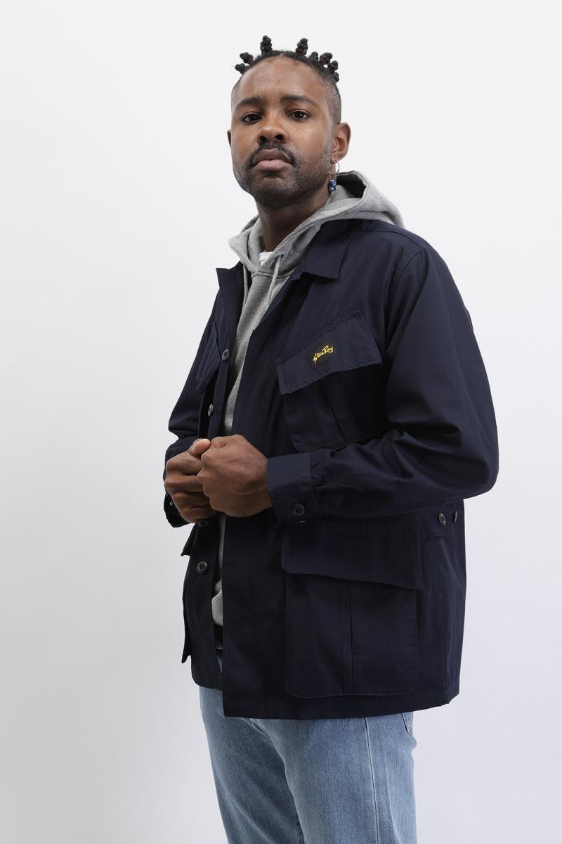 Tropical ripstop jacket Navy