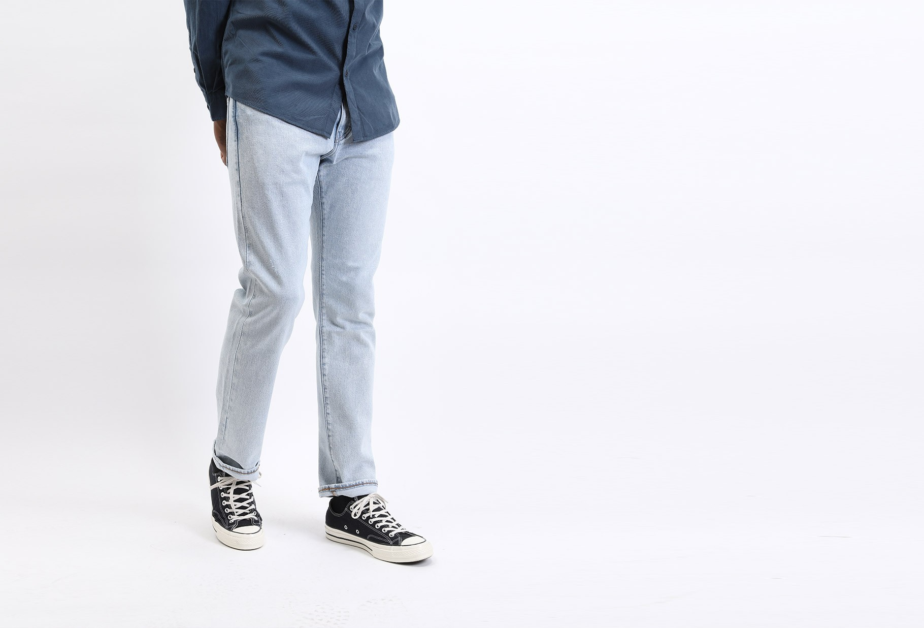 LEVI'S ® MADE AND CRAFTED / Lmc 511 ™ Indigo frost