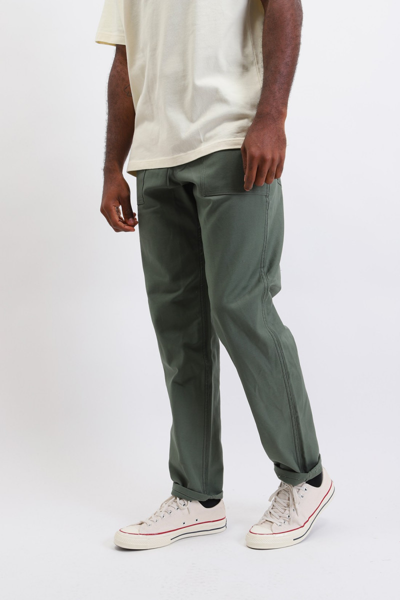 Taper fatigue pant Olive