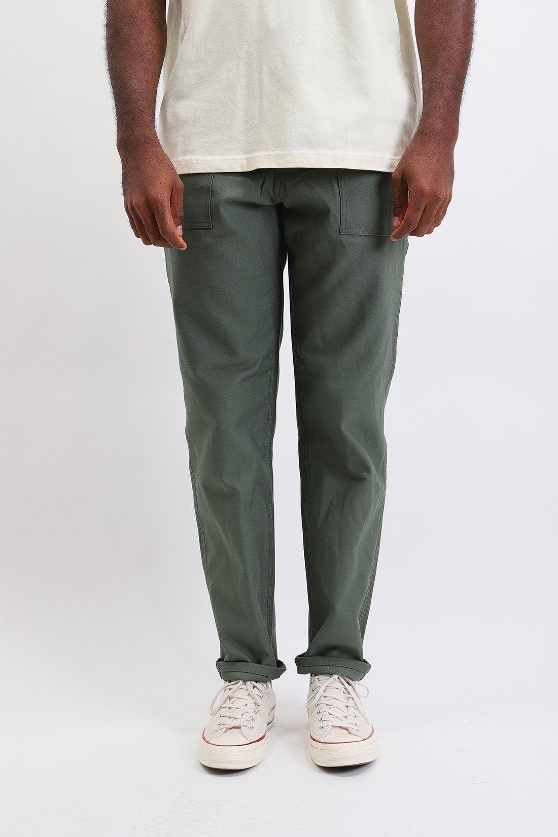 STAN RAY / Taper fatigue pant Olive