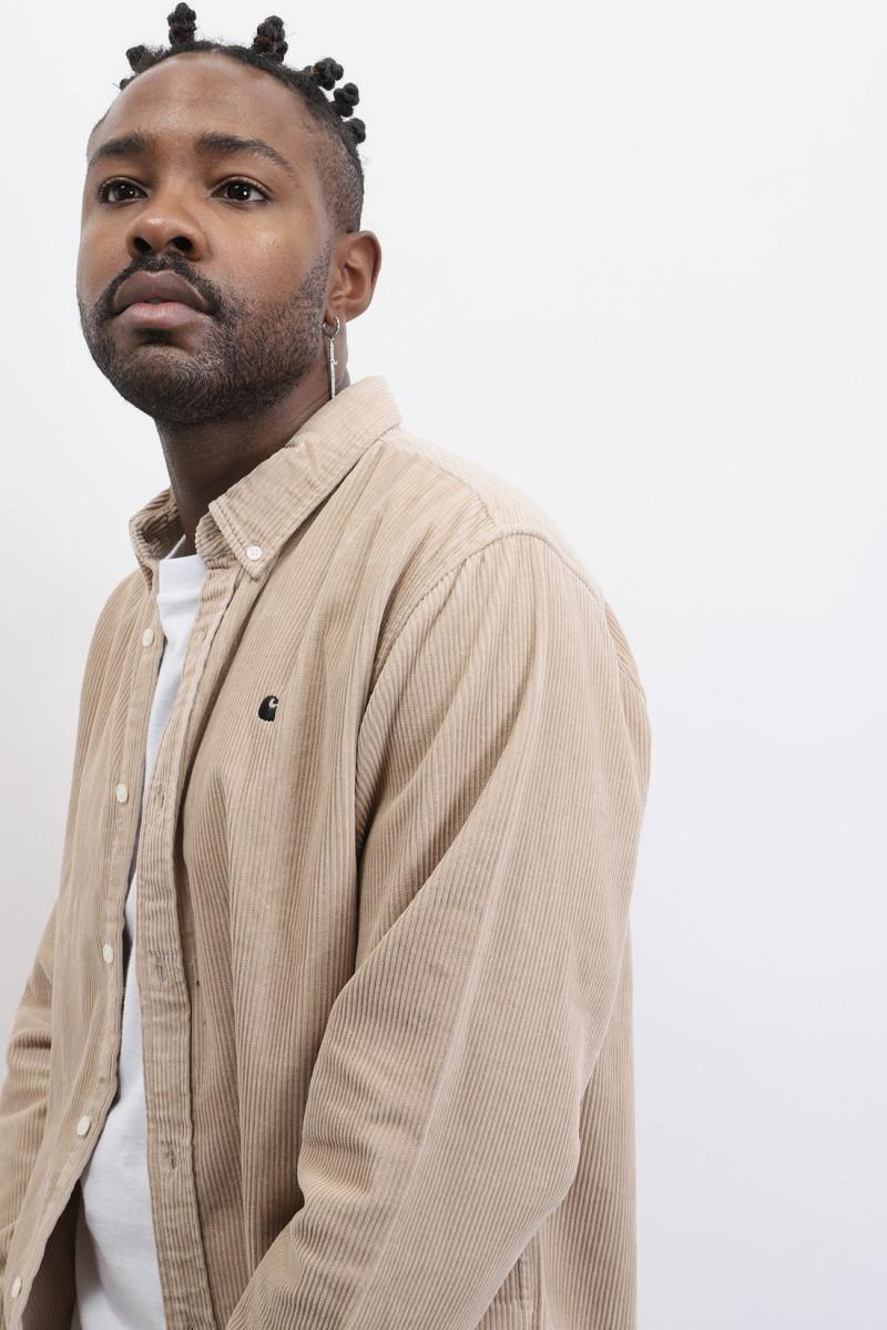 L/s madison cord shirt Wall