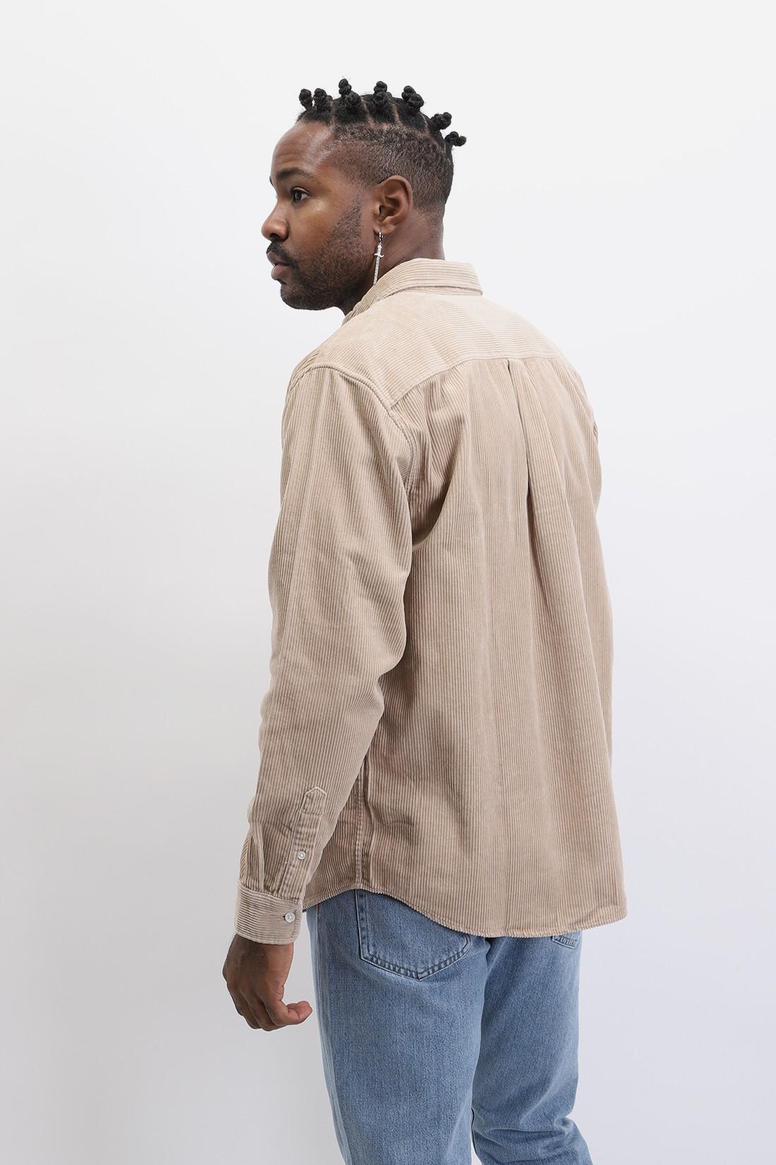 CARHARTT WIP / L/s madison cord shirt Wall