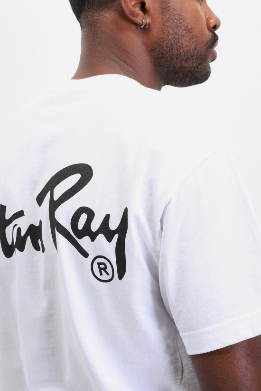 STAN RAY / Stan ray og t-shirt White
