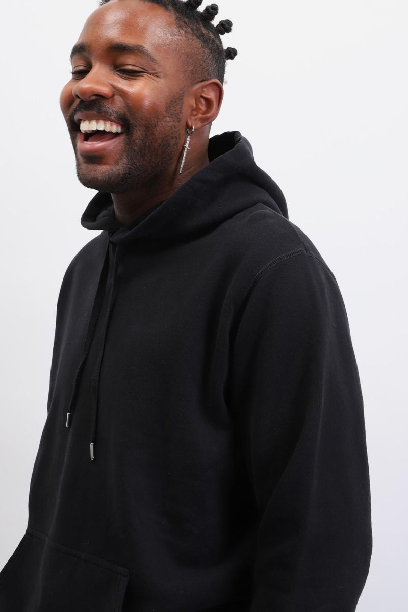 Overhead hoody Black