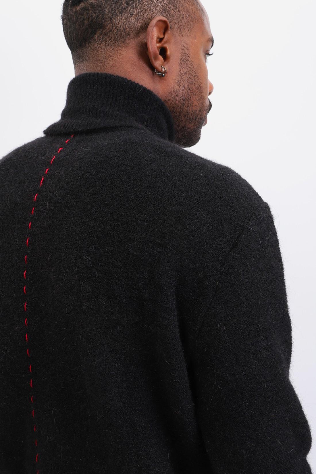 HOMECORE / Pull bmock Black