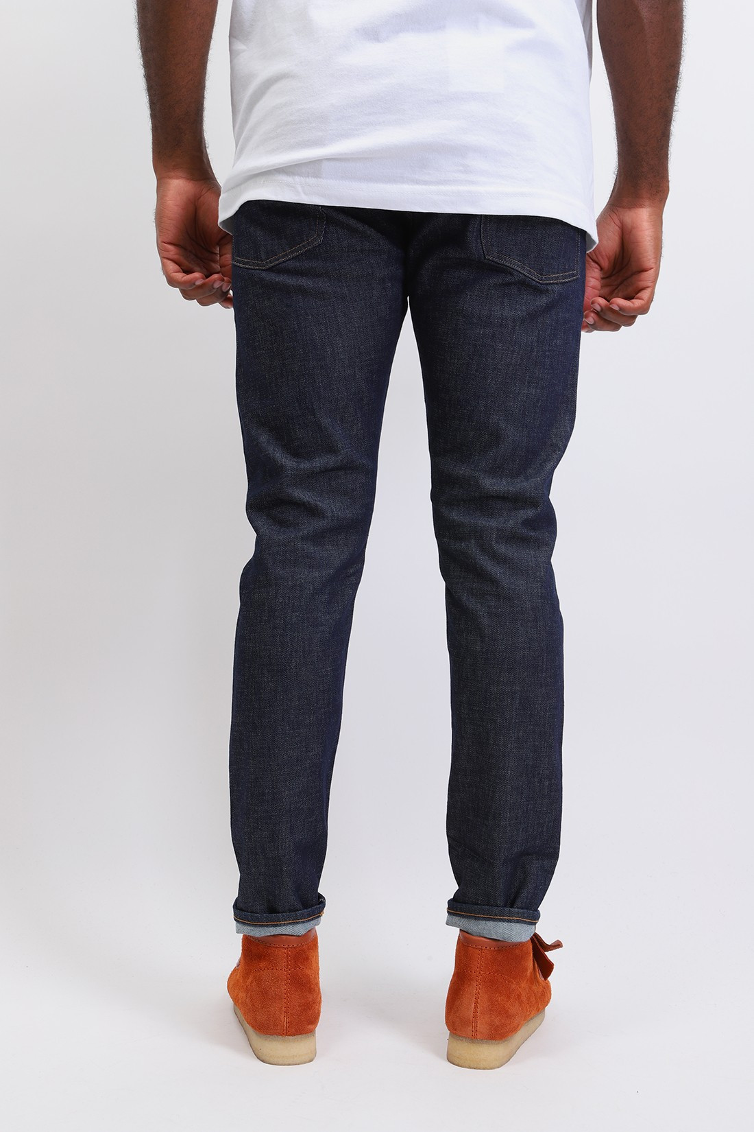 LEVI'S ® MADE AND CRAFTED / Lmc 512 lmc Indigo resin