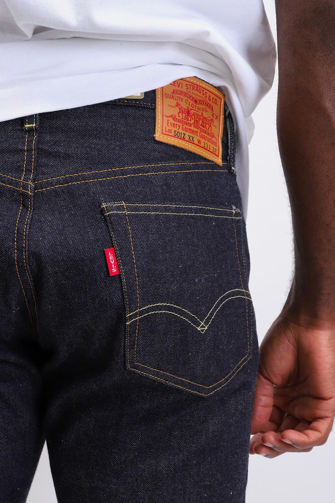 LEVI'S VINTAGE CLOTHING / 1954 501 jeans rigid C7835 v2