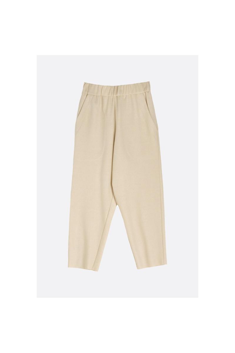 Trousers joie Rova avorio