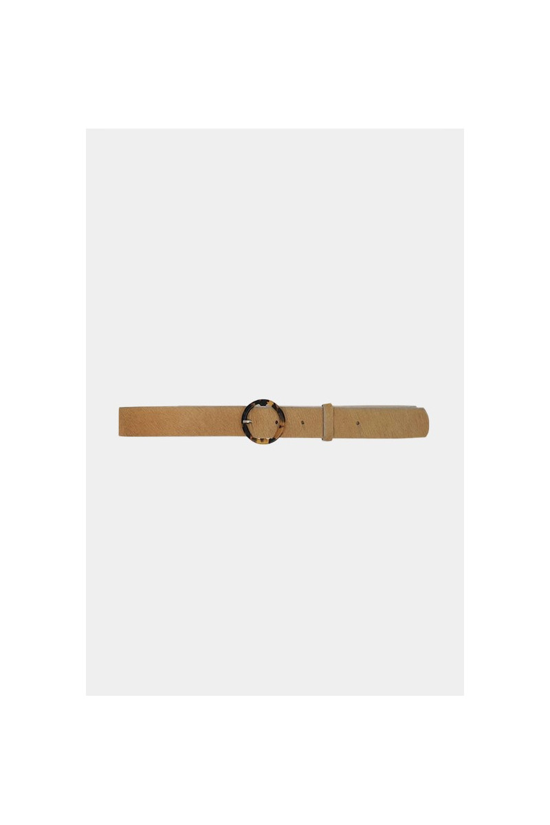 Sabeau belt Clay