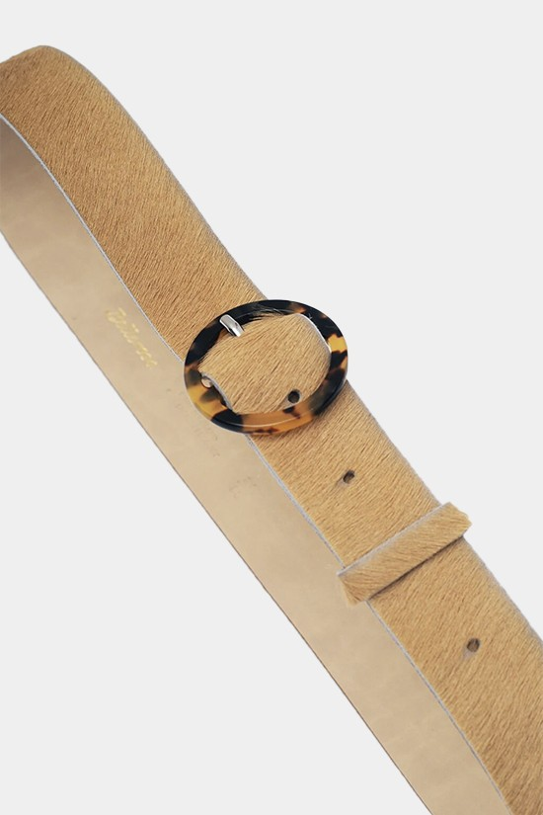 BELLEROSE FOR WOMAN / Sabeau belt Clay