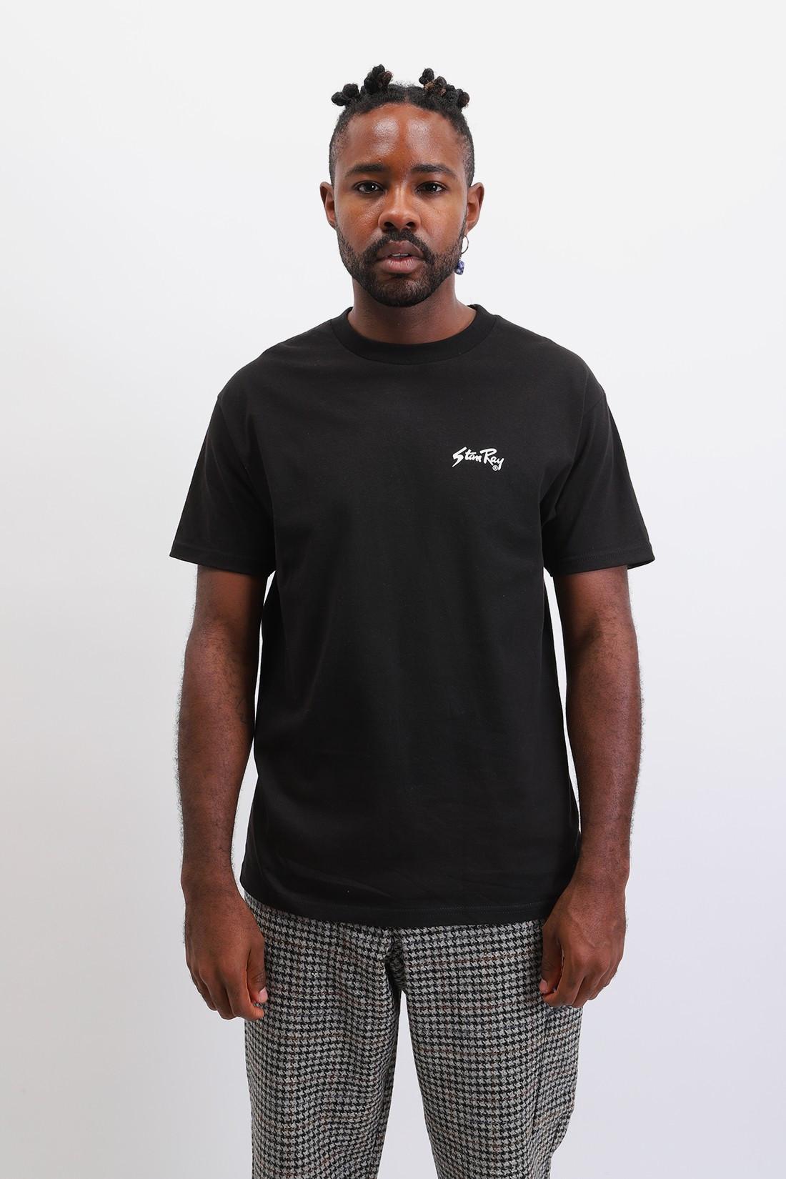 STAN RAY / Stan ray og t-shirt Black