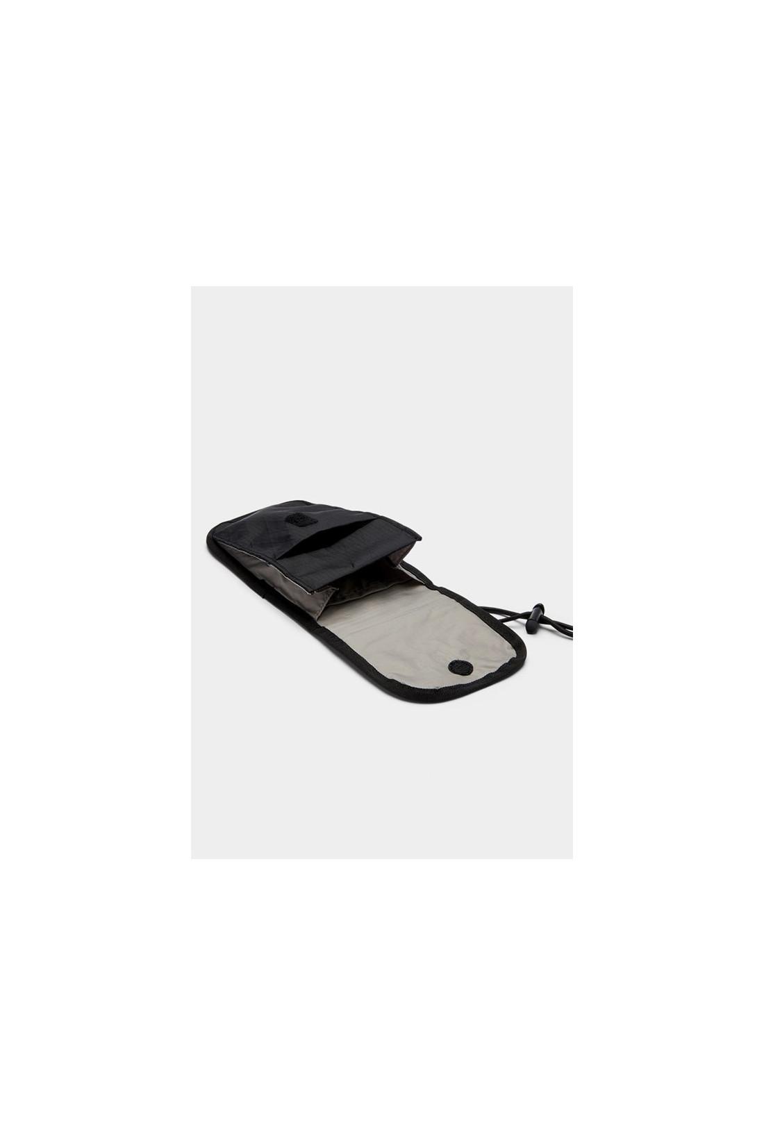 STUSSY / Travel pouch Black