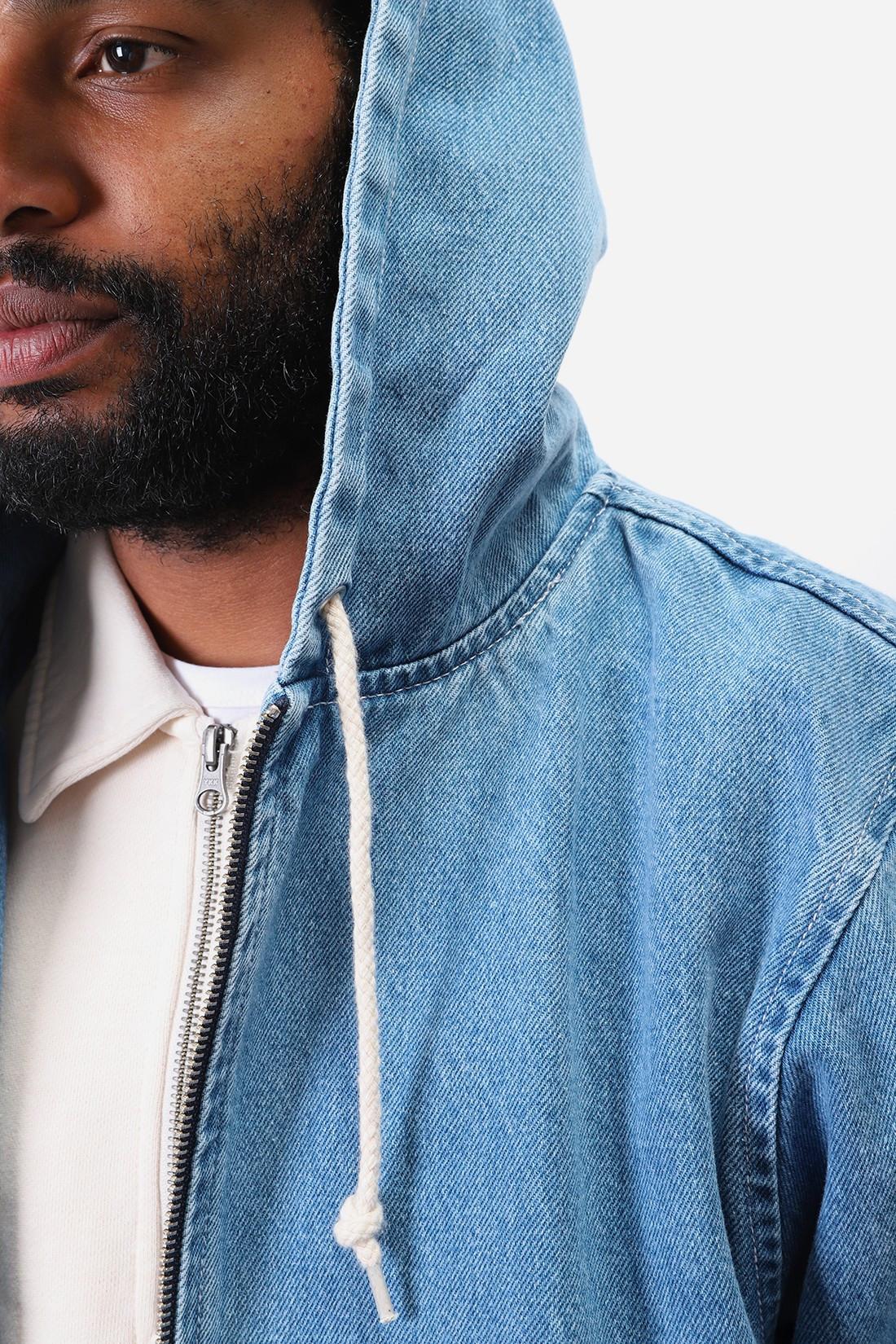 STUSSY / Denim work jacket Indigo