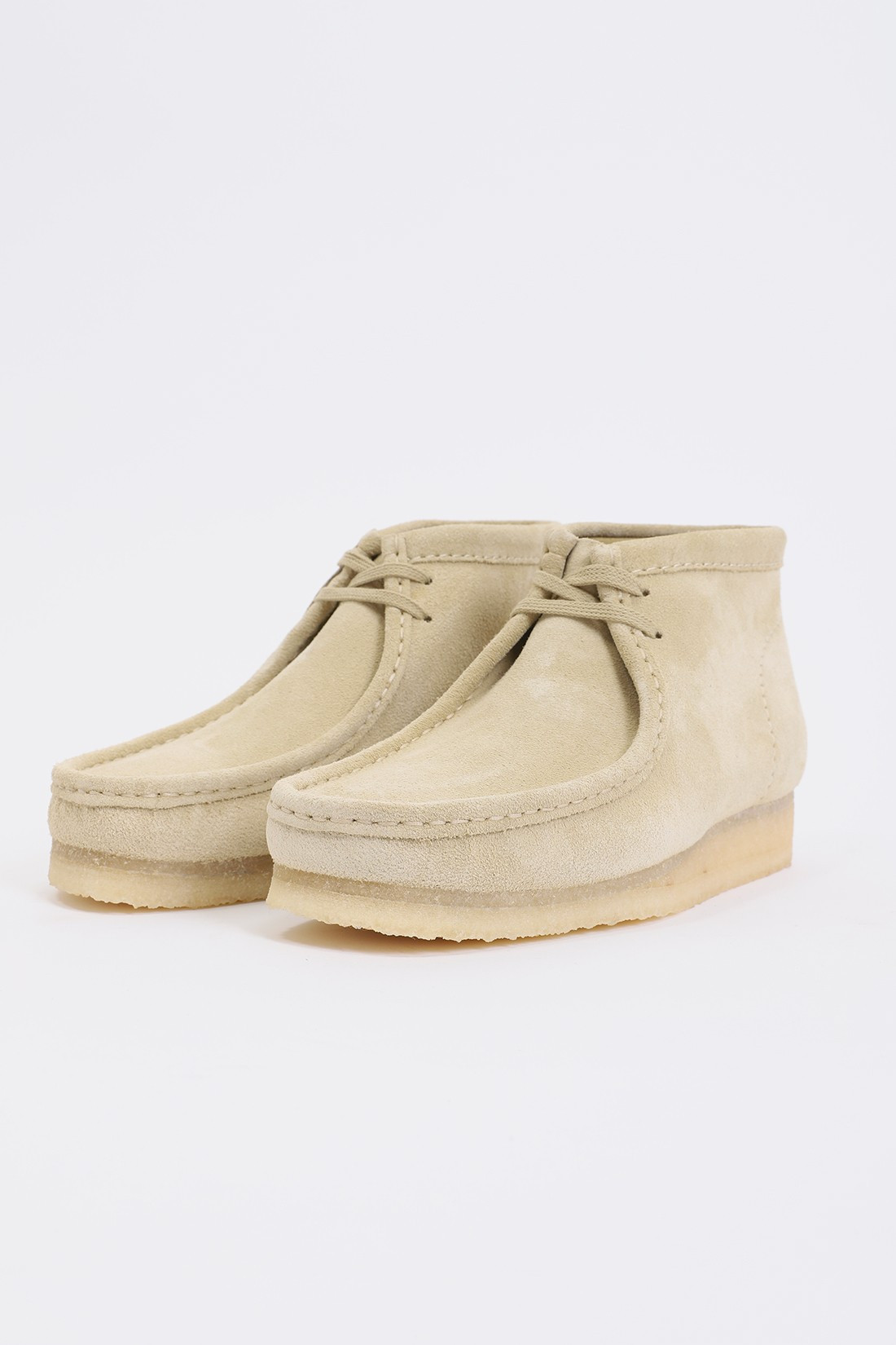 CLARKS ORIGINALS / Wallabee boot Maple suede