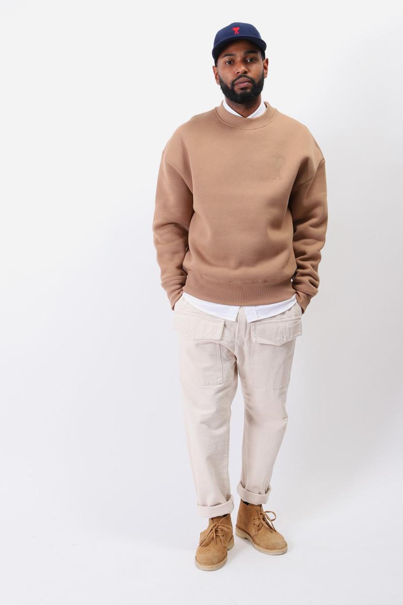 Sweatshirt ami de coeur Beige