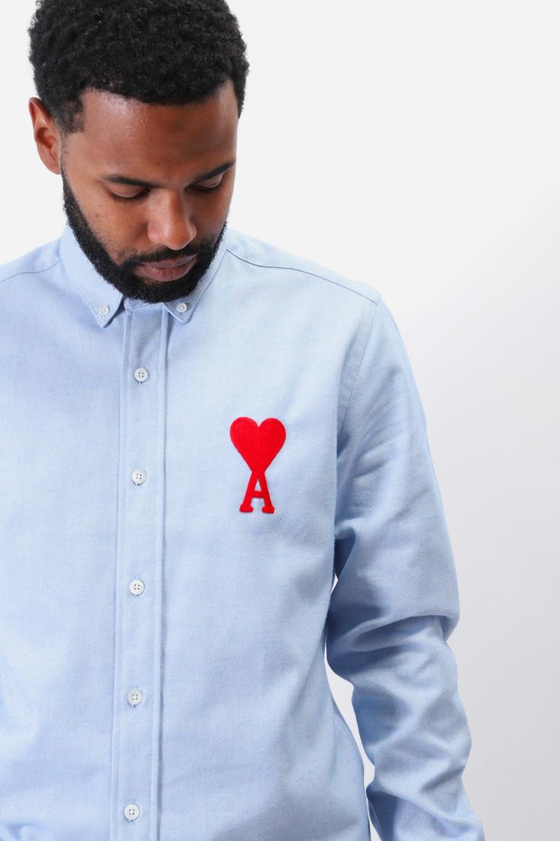 Chemise ami de coeur Bleu clair