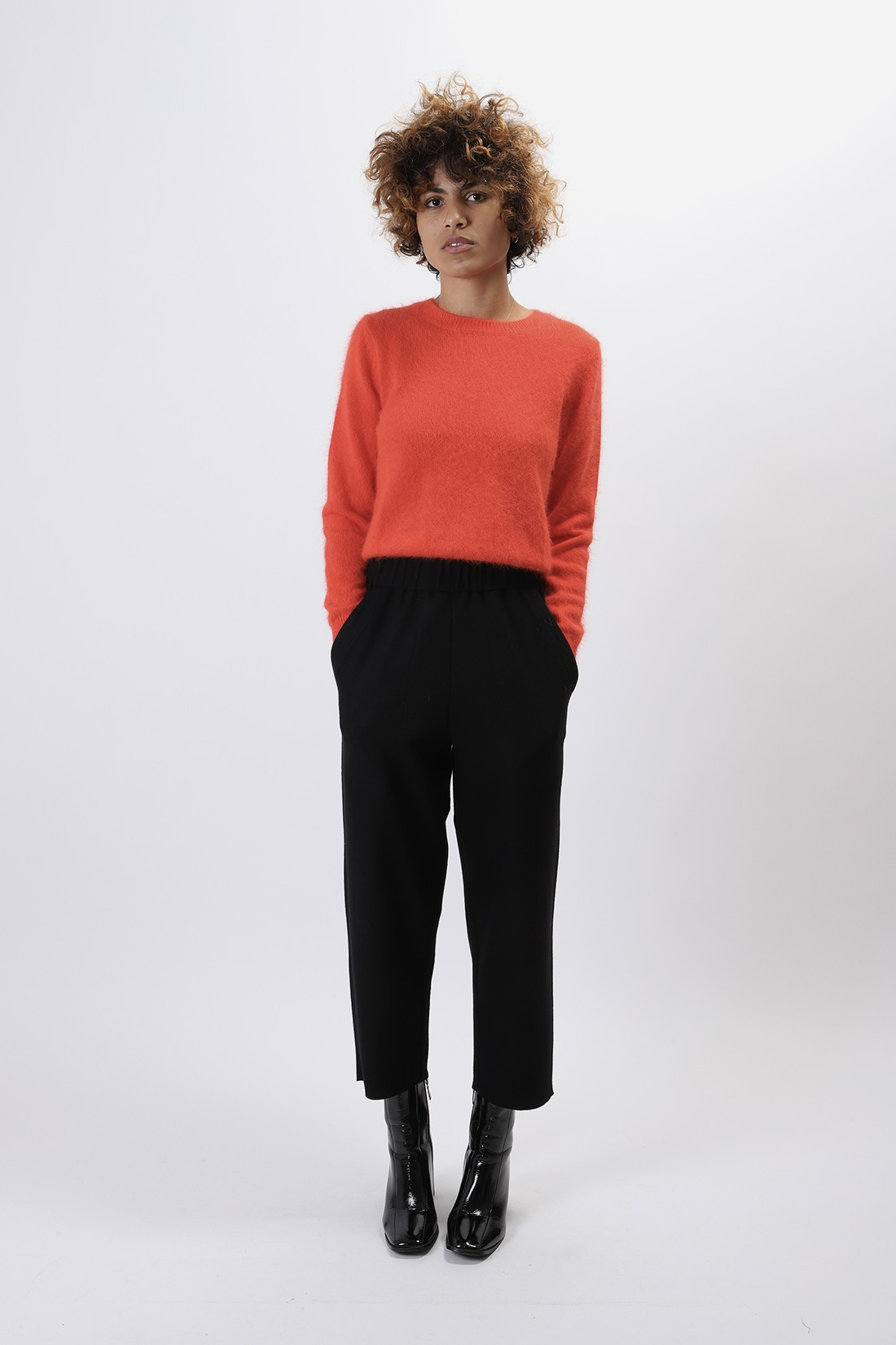 BARENA FOR WOMAN / Trousers joie Nero