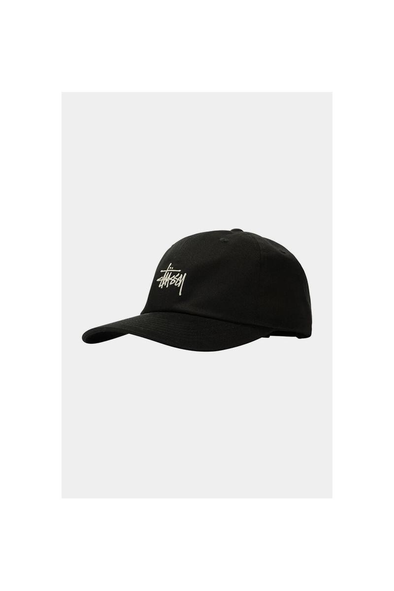Stock low pro cap Black