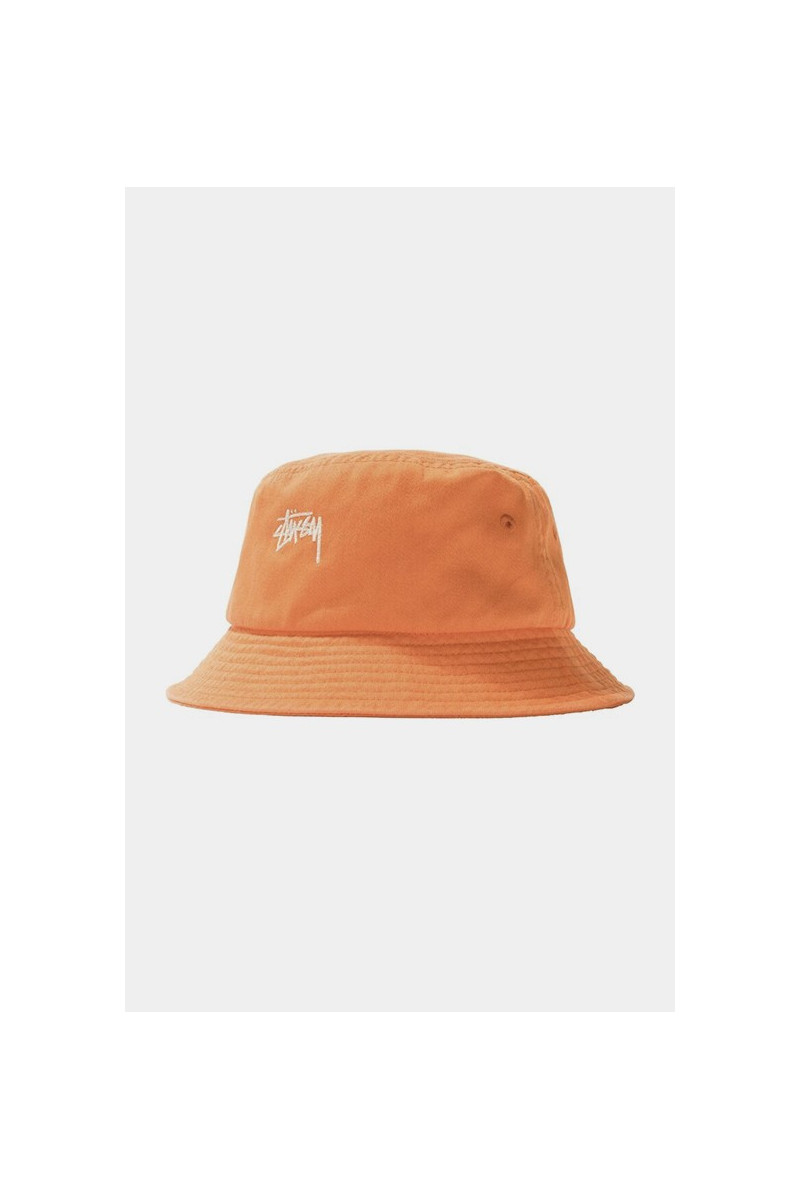 Stock bucket hat Coral