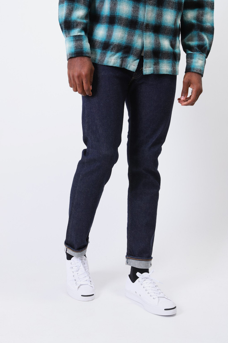 107 stretch slim fit denim One wash