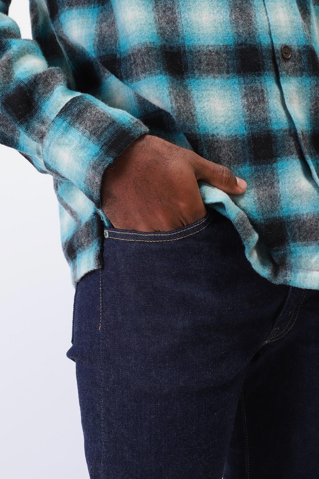 ORSLOW / 107 stretch slim fit denim One wash