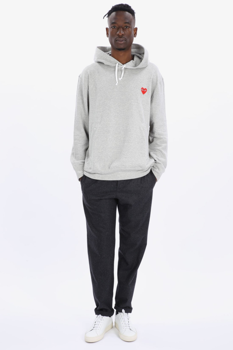 Play hooded sweatshirt Grey