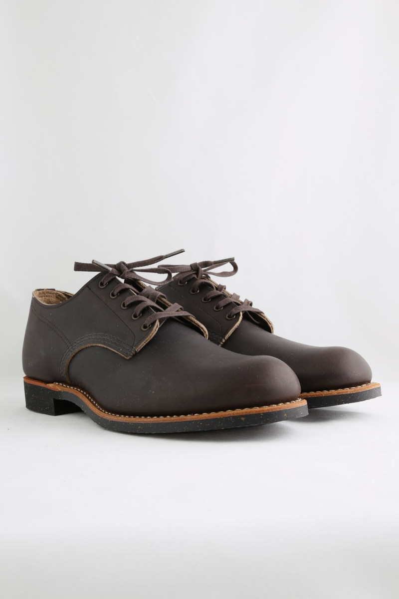Merchand oxford style no. 8044 Ebony harness leathe