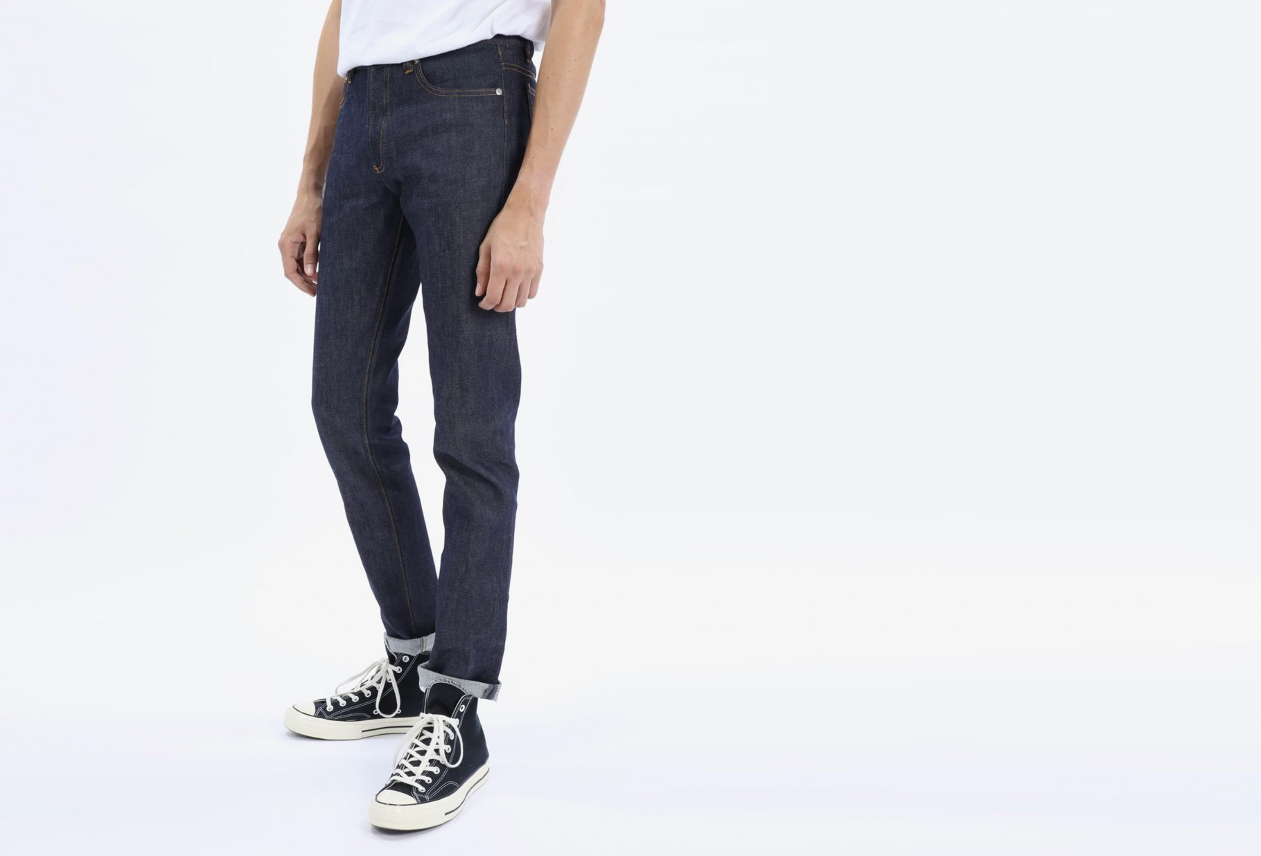 A.P.C. / Petit new standard stretch Indigo