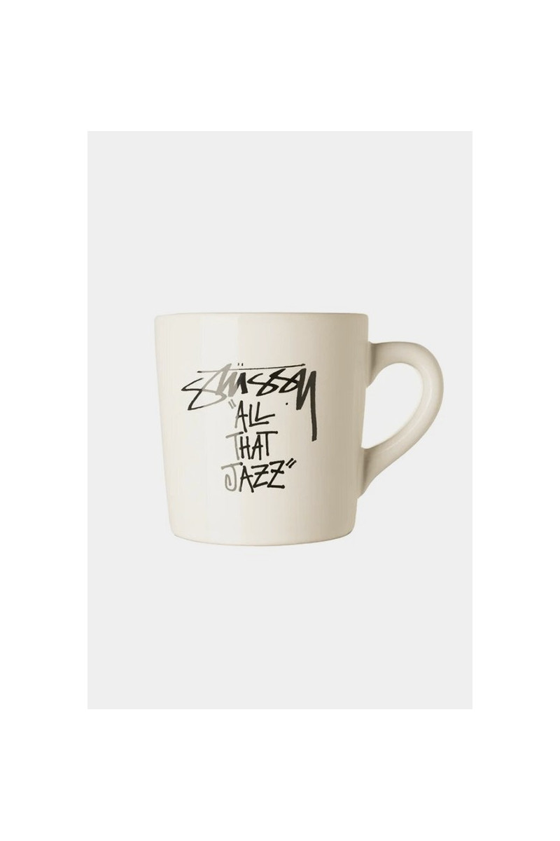 All that jazz mug White