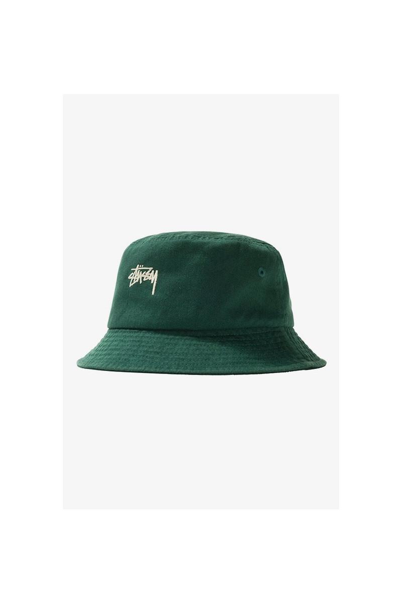 Stock bucket hat Green