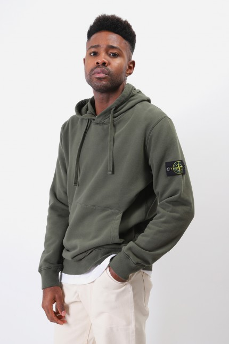 64120 hooded sweater v0059 Muschio