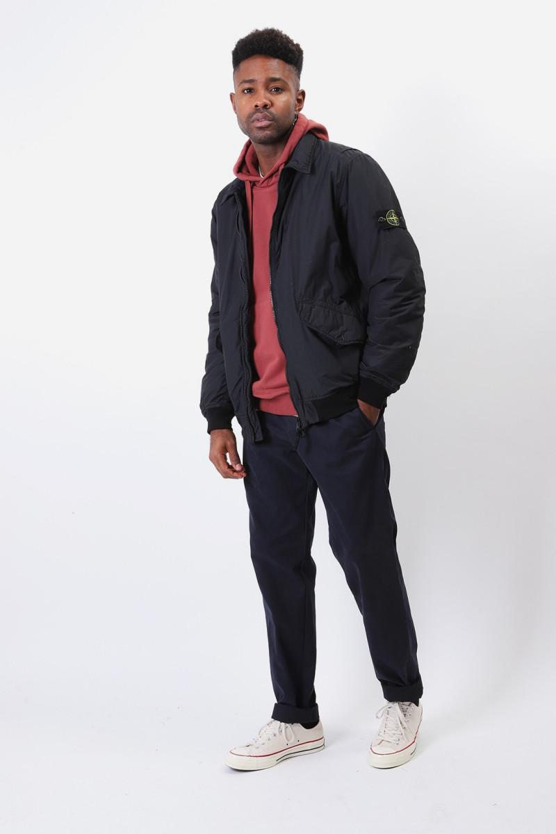 42832 bomber jacket v0029 Nero