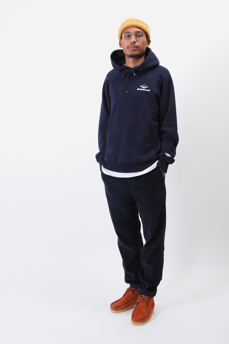 Team reach up hoodie Midnight navy