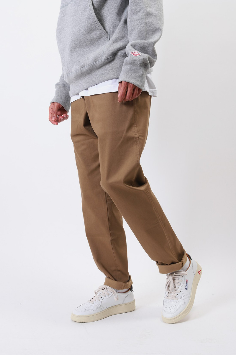 Stretch climbing pants Khaki