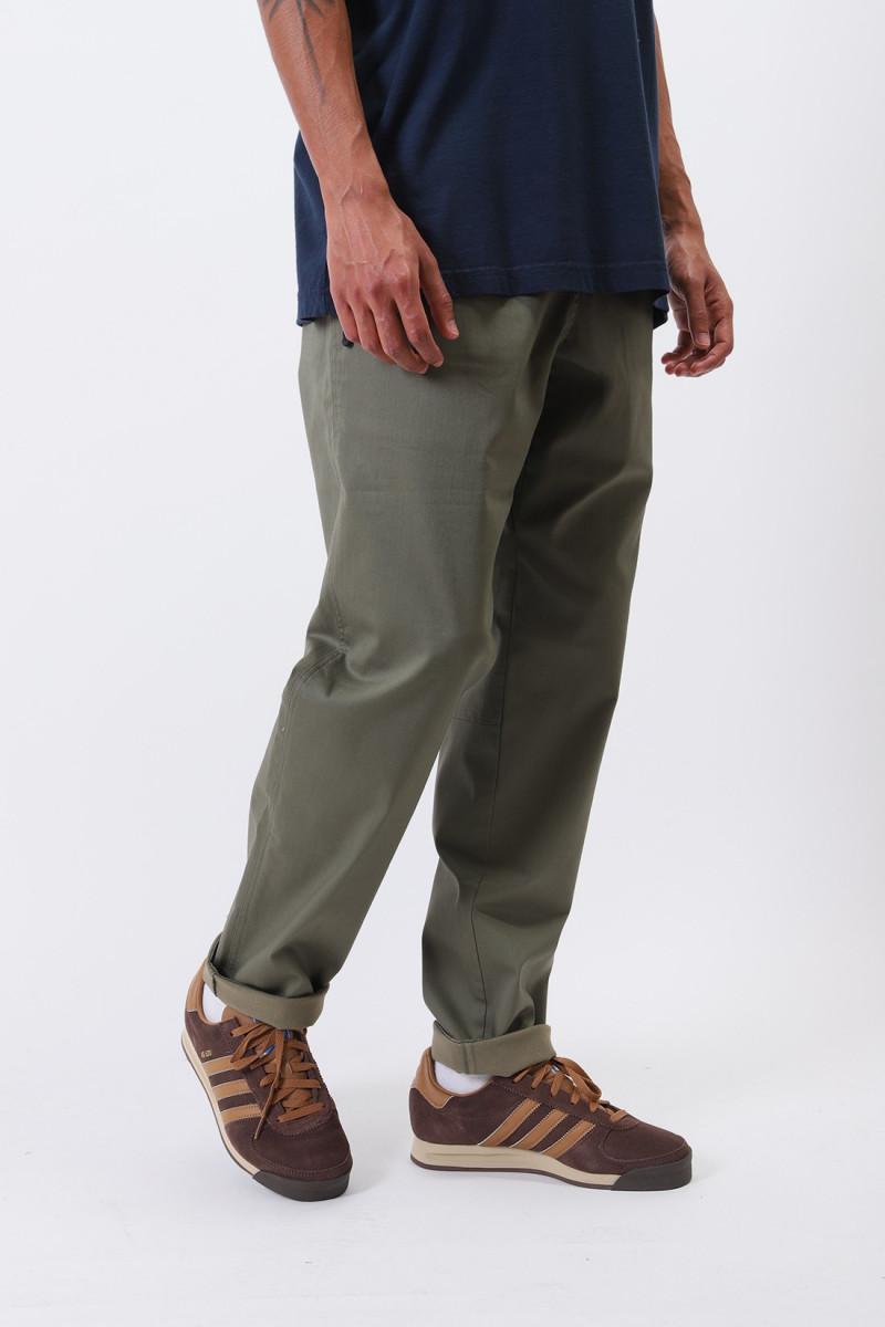 Stretch climbing pants Olive