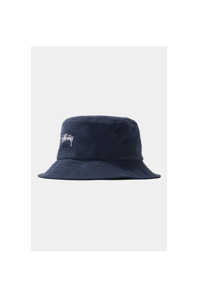 Stock bucket hat Navy