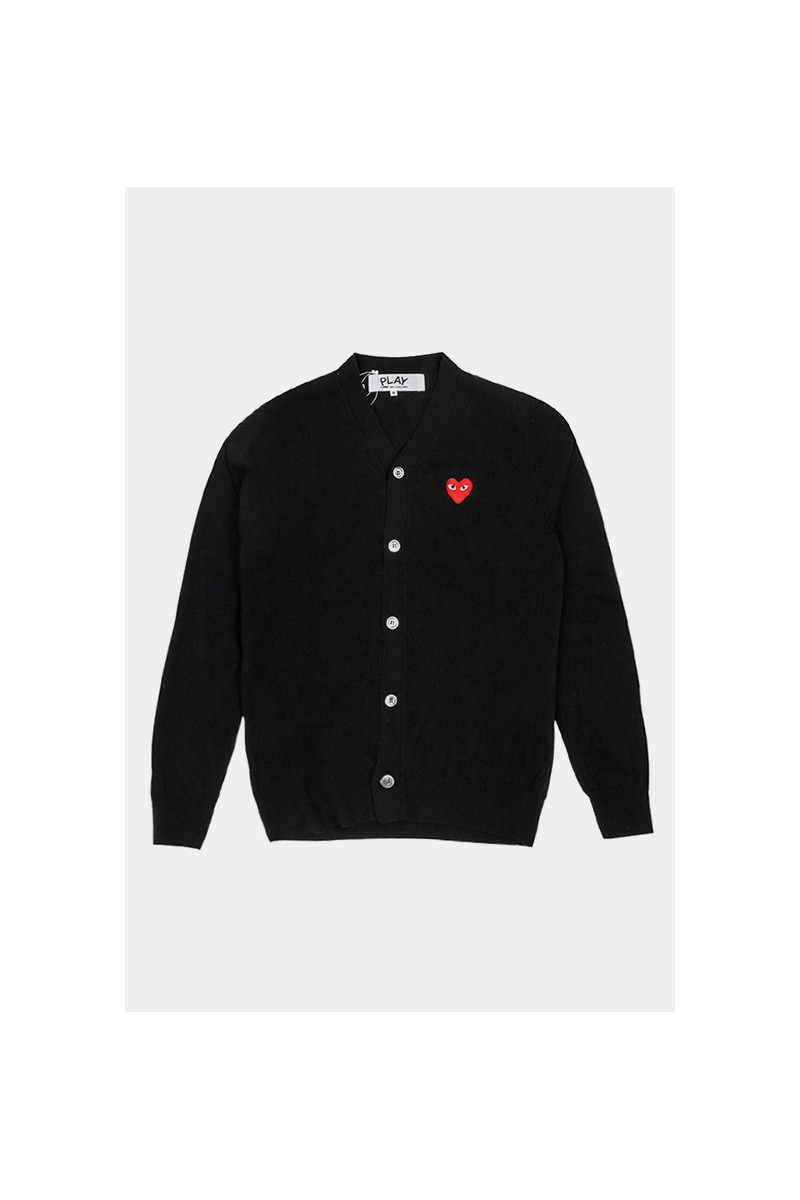 Play cardigan Black