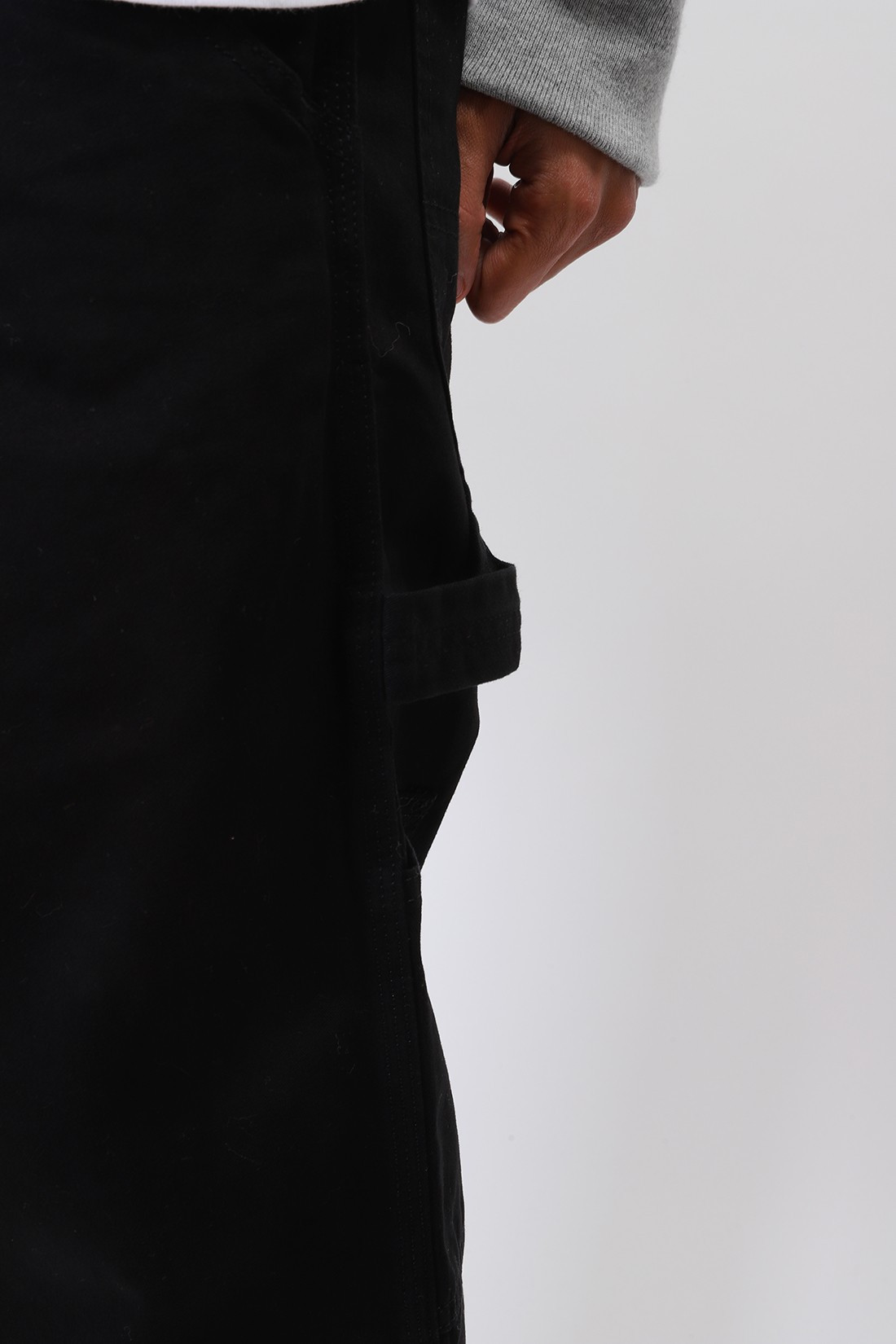 STAN RAY / 80s painter pant Black twill