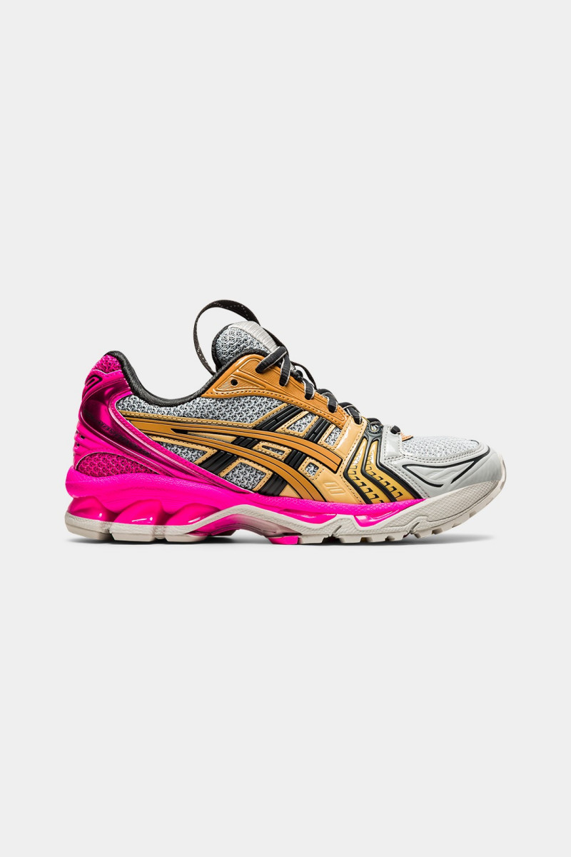 Gel kayano 14 Oyster/grey pink/glo