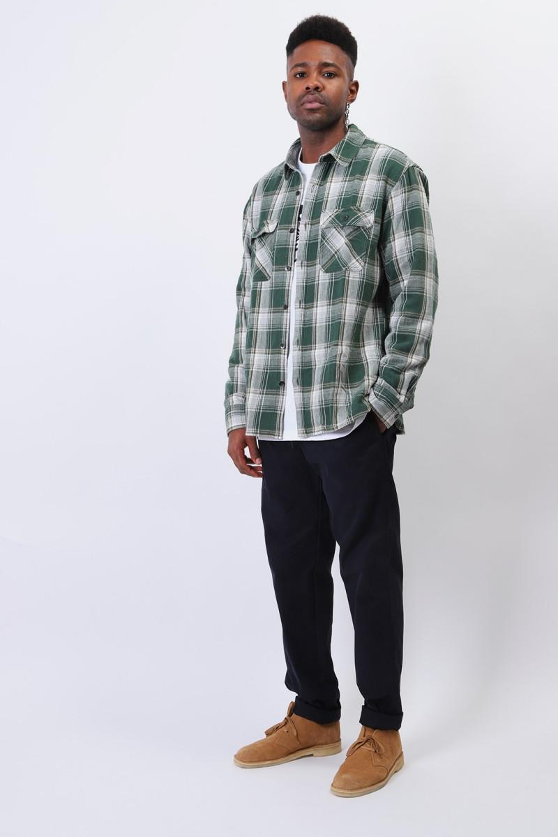Cabella / c-shirt . ls Green