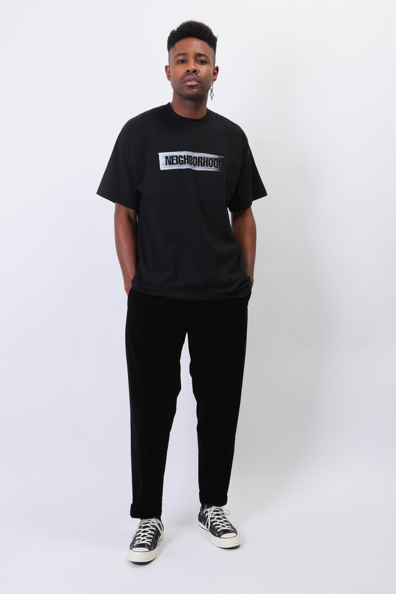 Surface / c-tee . ss Black