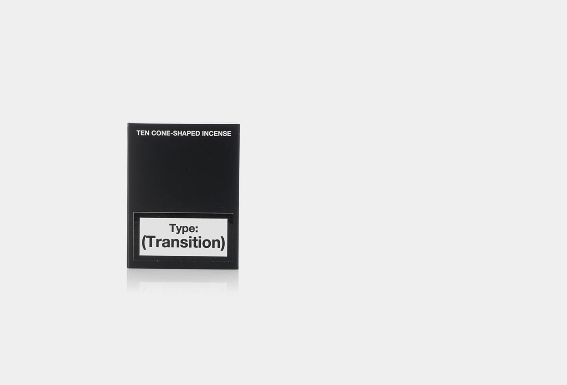 NEIGHBORHOOD / Transition cone / incense