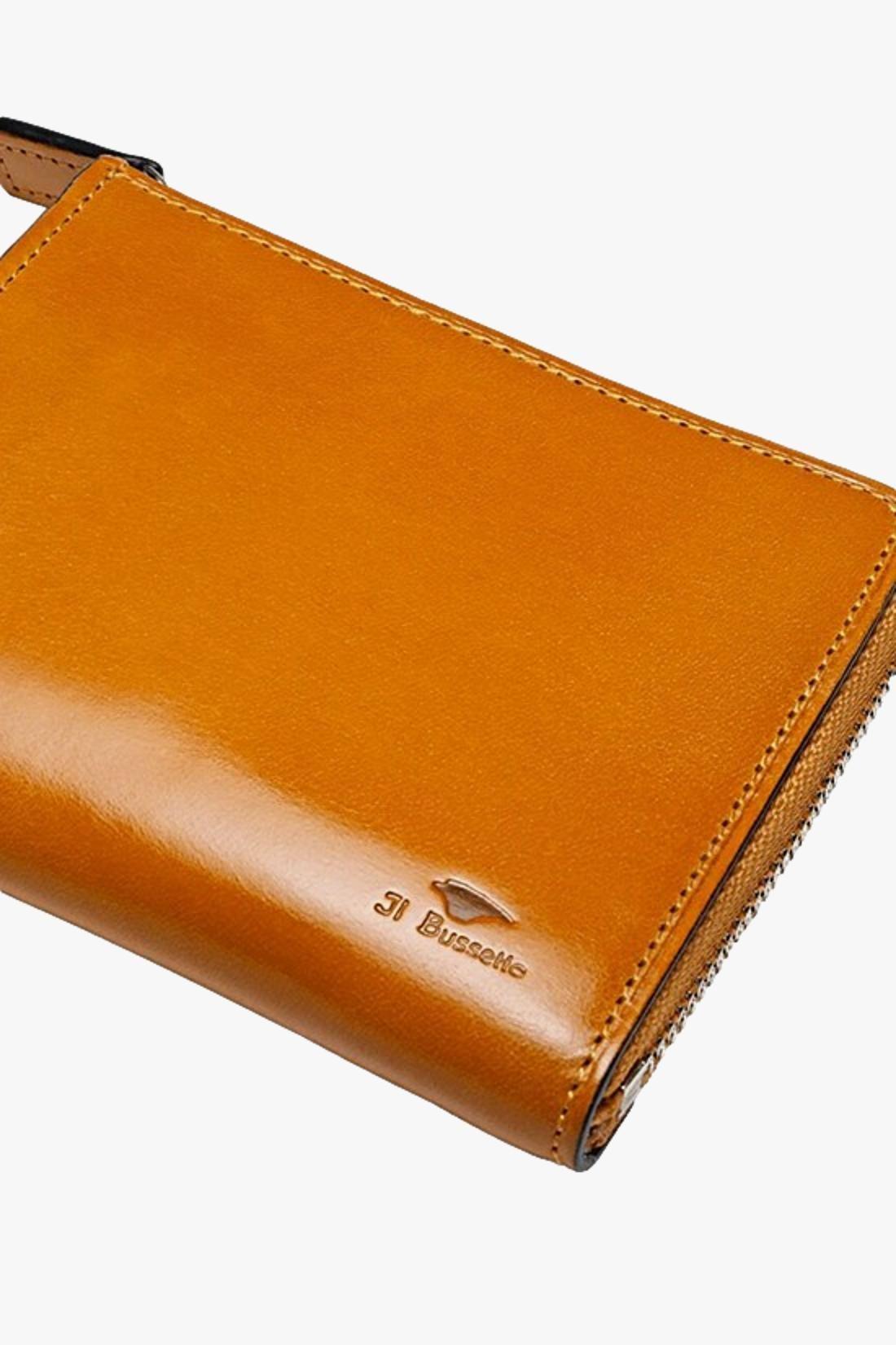 IL BUSSETTO / Isola wallet Ochre