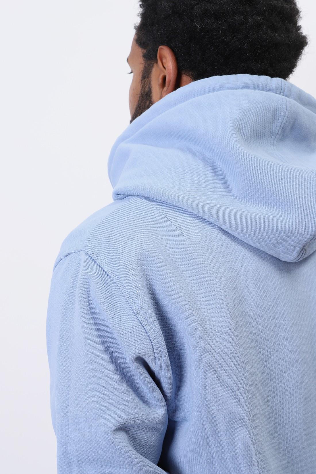 AMI / Hoodie ami de coeur Bleu ciel