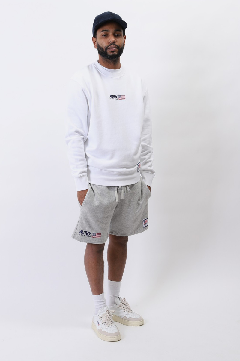 Swxm a09m sweat White