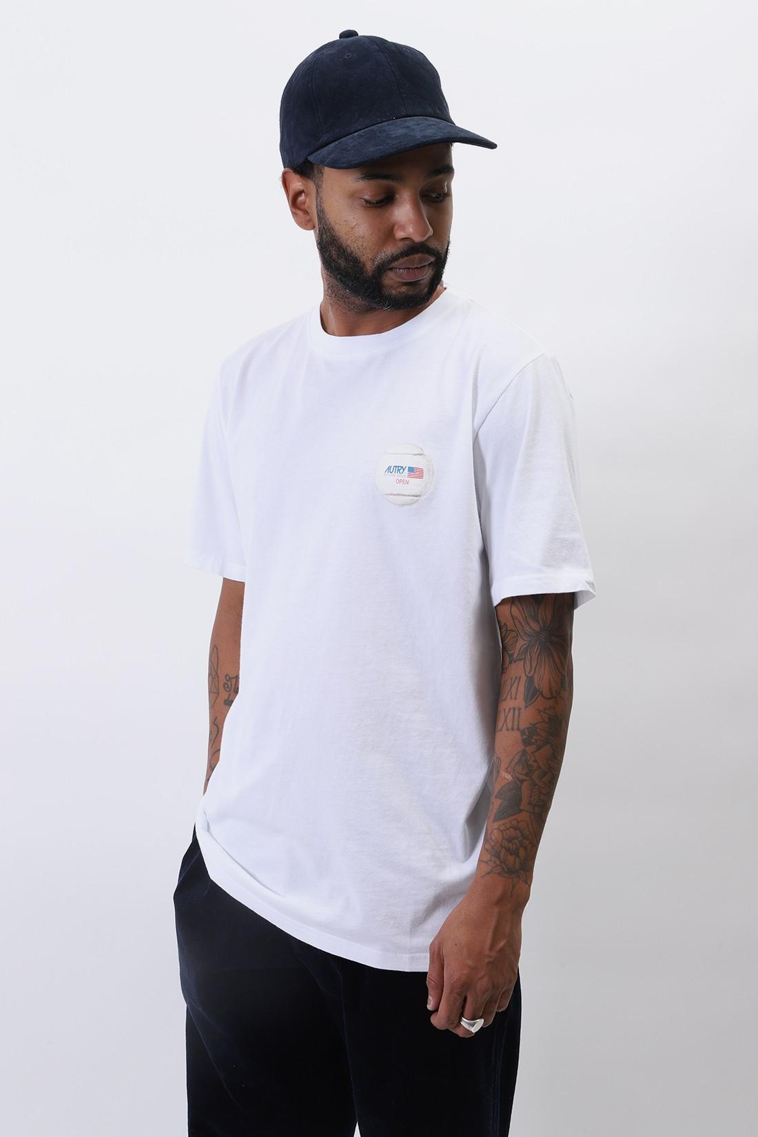 AUTRY / Tsxm a01m t-shirt White