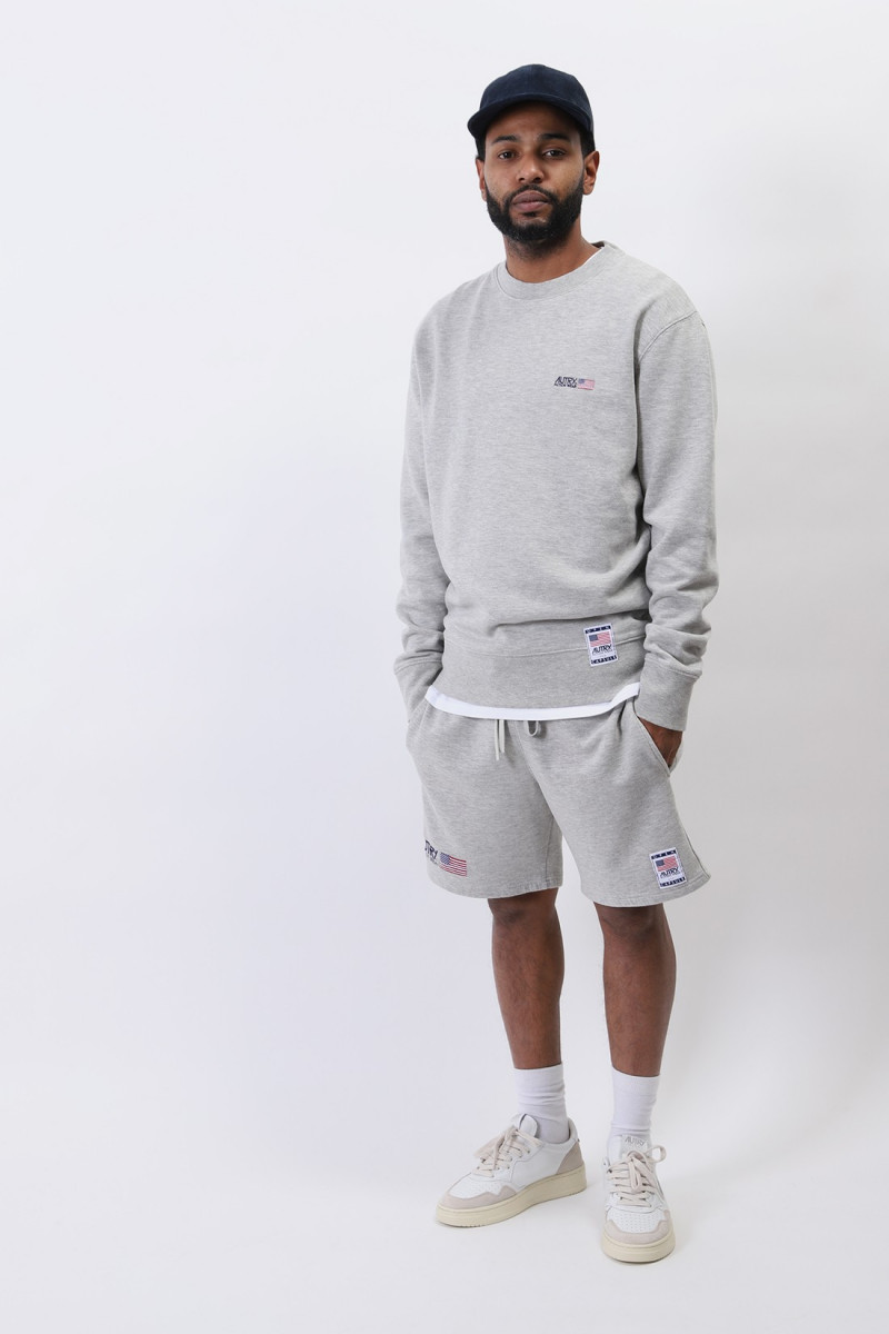 Swxm a11m sweat Grey