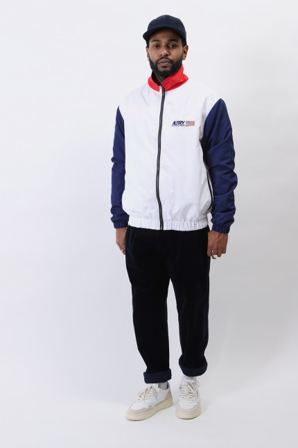 Jaxm a17m jacket White navy