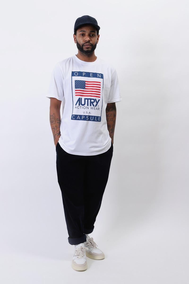 Tsxm a02m t-shirt White